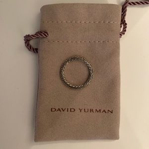 David Yurman Diamond Band